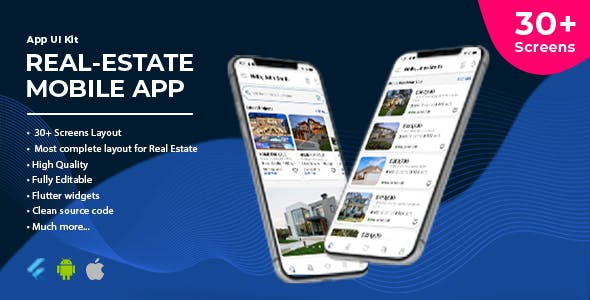 onProperty - Real Estate App Template for Flutter (Android and IOS)