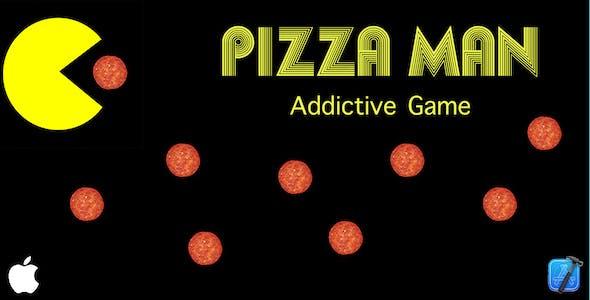 PizzaMan Game - Source Code - iOS