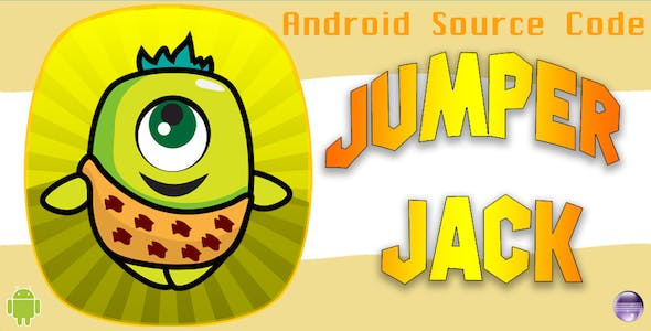 Jumper Jack - Android Source Code