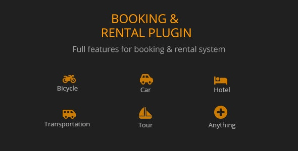 BRW - Booking Rental Plugin WooCommerce - CodeCanyon Item for Sale
