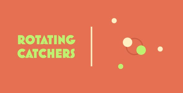 Rotating Catchers   HTML5   CONSTRUCT 3