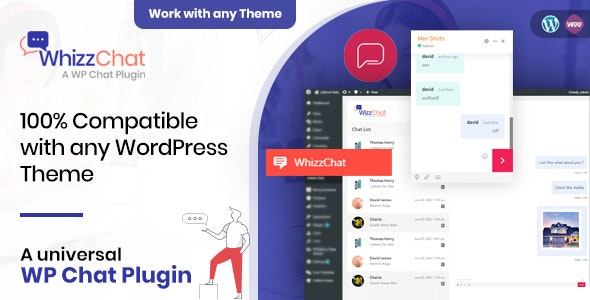 WhizzChat - A Universal WordPress Chat Plugin - CodeCanyon Item for Sale
