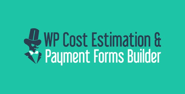 WP Cost Estimation & Payment Forms Builder