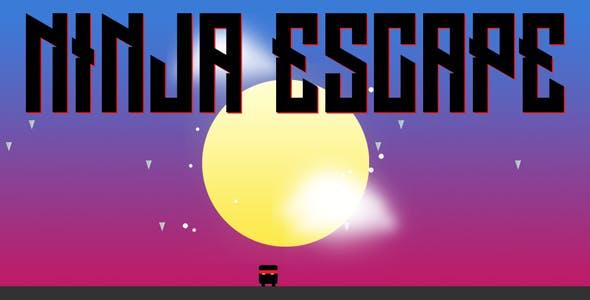 Ninja Escape - HTML5 Game   Construct 2