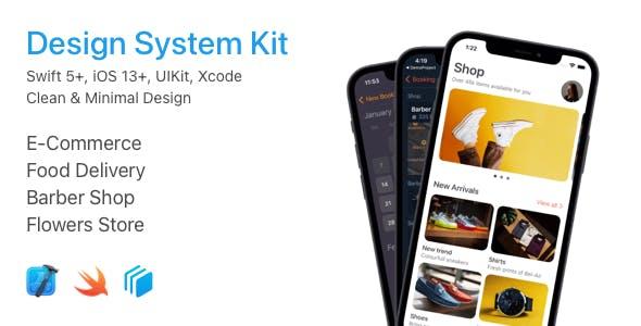 Design System Kit for iOS