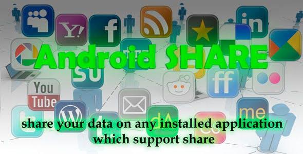 Android DataShare