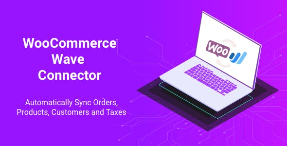 WooCommerce Wave Connector