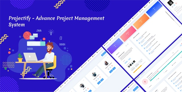 Projectify Pro - Advance Project Management System - CodeCanyon Item for Sale