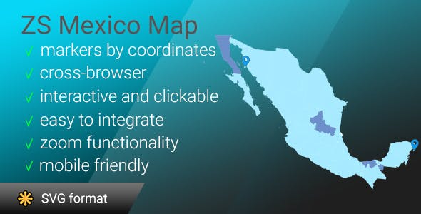 ZS Mexico map