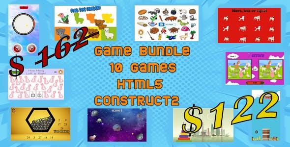 BUNDLE GAMES - HTML5