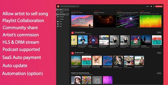 MusicEngine - Music Social Networking