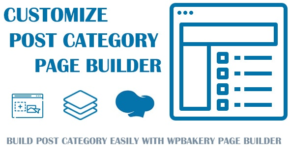 Customize Post Categories for WPBakery Page Builder - CodeCanyon Item for Sale