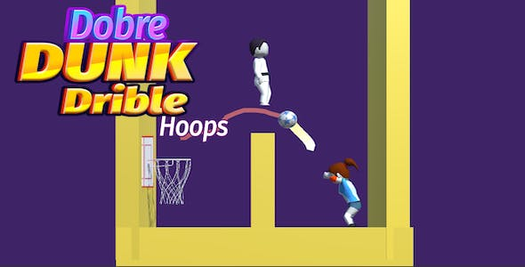 Dobre Dunk Dribble Hoops - Complete Unity Template