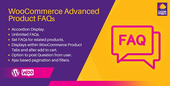 WooCommerce Advanced Product FAQs