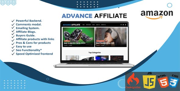 Advance Affiliate - Amazon Affiliate Blog