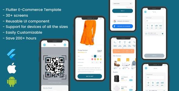 Store Kit - Flutter E-Commerce Template