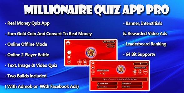 KBC Online & Offline Quiz With Real Money Reward - CodeCanyon Item for Sale