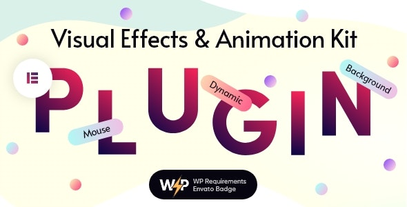 Visual Effects & Animation Addon for Elementor + RTL - CodeCanyon Item for Sale