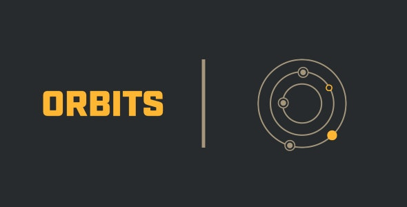 Orbits | HTML5 | CONSTRUCT 3 - CodeCanyon Item for Sale