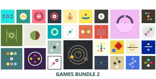 MICRO GAMES BUNDLE 2   HTML 5   CONSTRUCT 3 - CodeCanyon Item for Sale