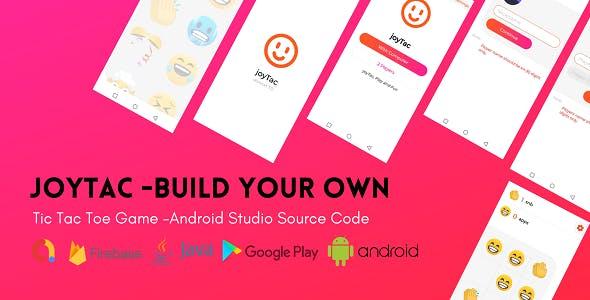 joyTac - Android Game Source Code Tic Tac Toe