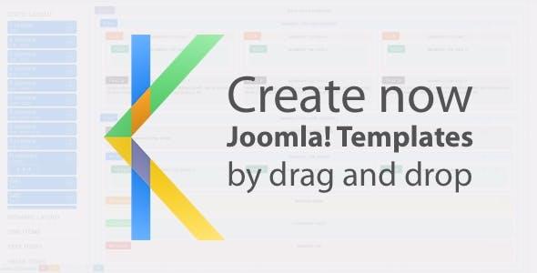 Kiolezo - Joomla Template Builder