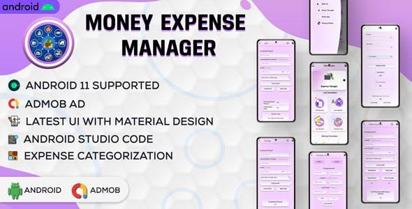 Money Expense Manager | Loan Comparison Calculator | EMI Calculator | Android App | Admob Ads