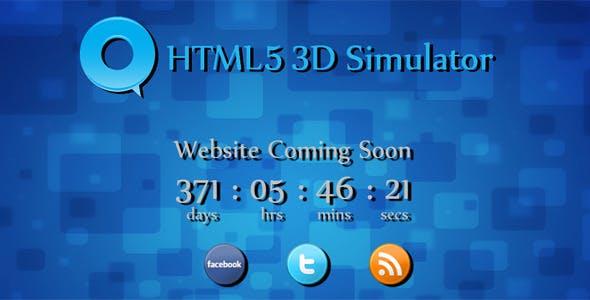 Q - HTML5 3D Simulator