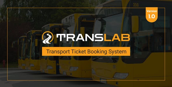TransLab - Transport Ticket Booking System
