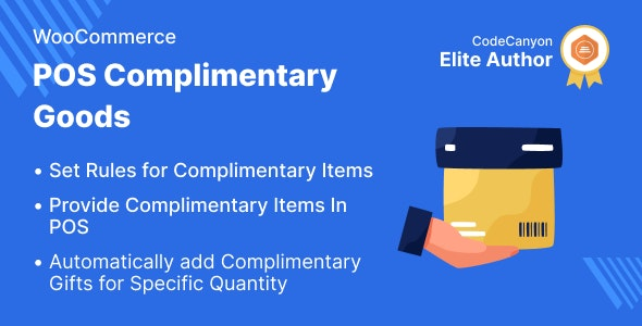 WooCommerce POS Complimentary Goods - CodeCanyon Item for Sale