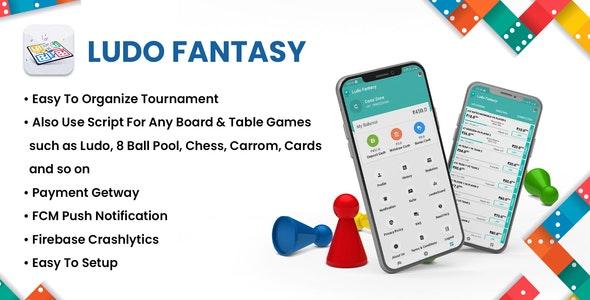 Ludo Fantasy v1.0 – Real Money Ludo Tournament App