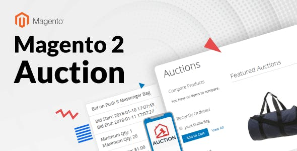 Magento 2 Auction Extension