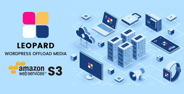 Leopard - WordPress Offload Media