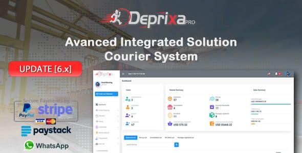 Deprixa Pro - Courier System  Solutions