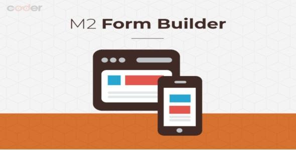 Form Builder Magento 2 - Drag n Drop Form - CodeCanyon Item for Sale