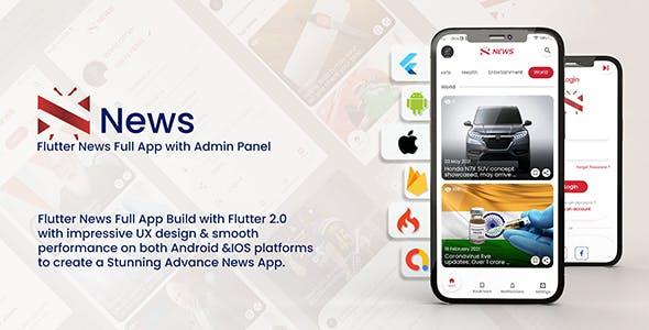 News - Flutter News Full App