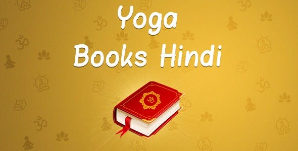 Yoga Books in Hindi - Android App + Facebook and Admob Integration