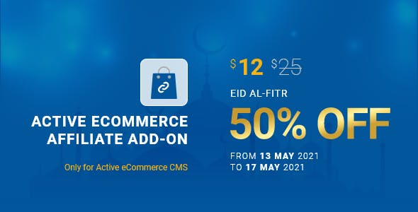 Active eCommerce Affiliate add-on