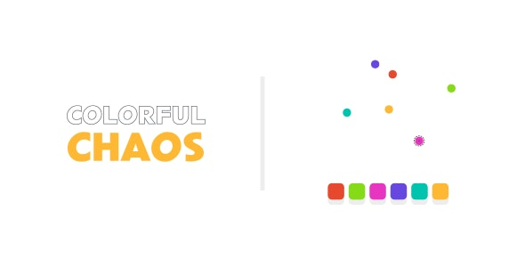 Colorful Chaos | HTML5 | CONSTRUCT 3 - CodeCanyon Item for Sale