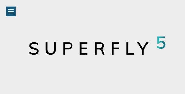 WordPress Menu Plugin — Superfly Responsive Menu - CodeCanyon Item for Sale