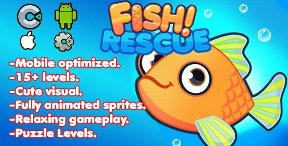 Fish Rescue! ( C3P + CAPX + HTML5)