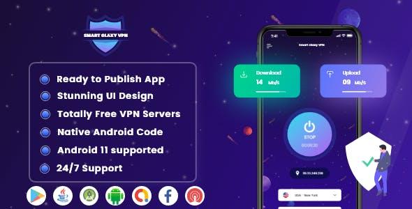 VPN App - Samart Glaxy VPN