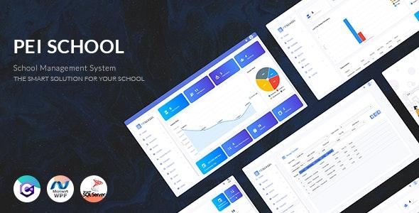 PEI SCHOOL - School Management System - CodeCanyon Item for Sale
