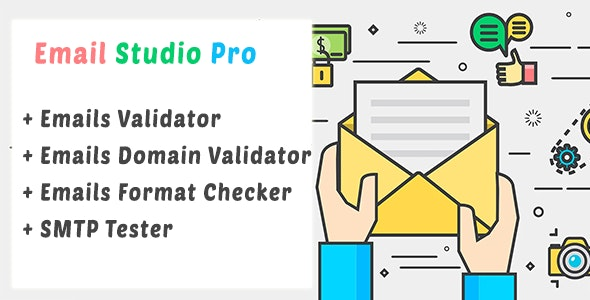 Email Studio Pro - (Source Code Included) - CodeCanyon Item for Sale