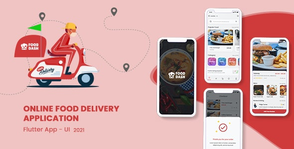 Food Delivery Website Template - CodeCanyon Item for Sale