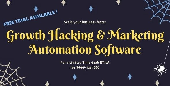 Growth Hacking & Marketing Automation Software - CodeCanyon Item for Sale