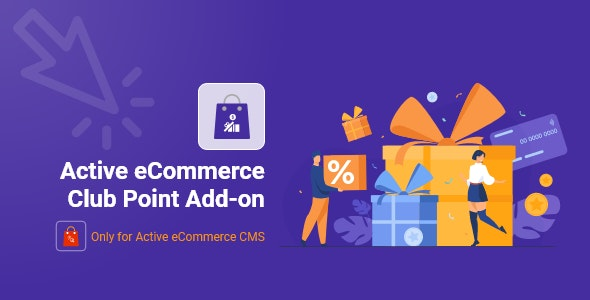 Active eCommerce Club Point Add-on - CodeCanyon Item for Sale