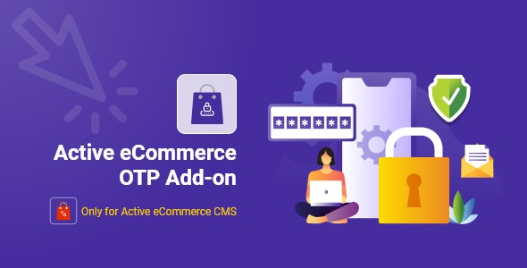 Active eCommerce OTP add-on - CodeCanyon Item for Sale
