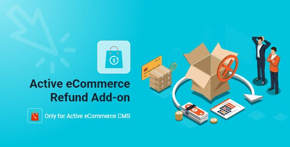Active eCommerce Refund add-on