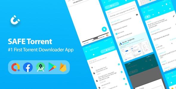 Safe Torrent - Torrent Downloader App v1 - CodeCanyon Item for Sale